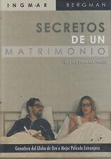 DVD - Secretos De Un Matrimonio NEW Scenes From A Marriage FAST SHIPPING !