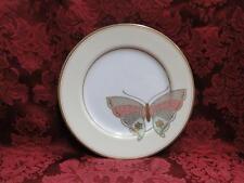 "Fitz & Floyd Papillon d'Orient, Butterfly, Gold Trim: Salad Plate (s) 7 1/2"""