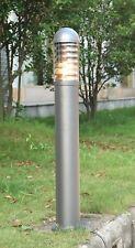 Farola/baliza aluminio gris