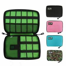 Gadget Cable Organizer Storage Bag Travel Electronic Accessories Cables Pouch