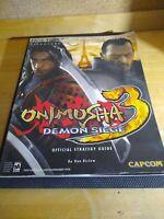 Onimusha 3: Demon Siege Official Strategy Guide Dan Birlew