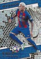 2017 Panini Revolution Soccer - Infinite Parallel - FC Barcelona - 184-193