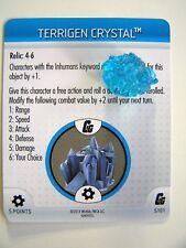 Heroclix - #s101 terrigen Crystal-gardiens of the Galaxy