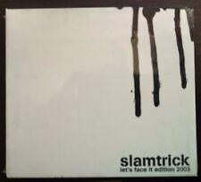 Slamtrick Let's Face It Edition 2003 Slam jam DVD Digipack Promo Still Sealed