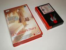 Betamax Video ~ A Soldier's Story ~ Ex-Rental Pre-Cert ~ RCA/Columbia