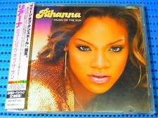 RIHANNA / MUSIC OF THE SUN / Japan Import / Bonus Tracks