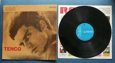 """LP """"LUIGI TENCO"""" RCA italiana 1969 KIT3 RKAP 23257 EX-/VG"""