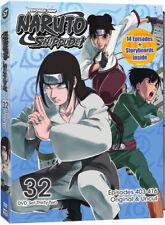 Naruto Shippuden Uncut Set 32 [New DVD] 2 Pack, Uncut