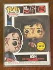 Funko POP! Evil Dead 40th Anniversary: ASH #1142 Bloody CHASE! w/PROTECTOR