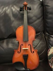 Hunter 1417M Youth Fine Violin Size 3/4 Local Pickup Only