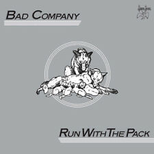 Bad Company : Run With the Pack CD (2017) ***NEW***