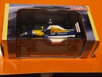 Atlas 1:43 Scale F1 WILLIAMS FW 14B  1992   Nigel Mansell