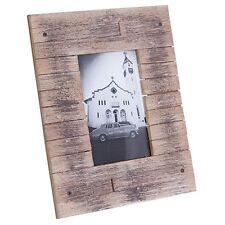 Photo Frame Recycled Timber Rustic Wood Vintage Retro Country - Driftwood