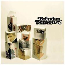 Brendan Benson Alternative to Love CD 12 Track European V2 2005