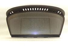 "BMW E60 61 Display Navi Anzeige Bordmonitor 6.5"" Anzeige Anzeigetafel 6945661"