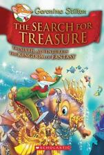 Geronimo Stilton and the Kingdom of Fantasy #6: The Search for Treasure: By S...