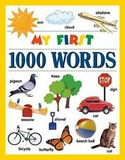 My First 1000 Words by Editors of Publications International Ltd.