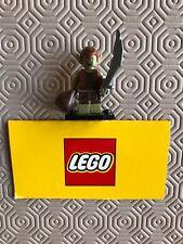 Lego Minifigures Series 13 71008-5 Goblin & Sack & Sword Minifigure with Base