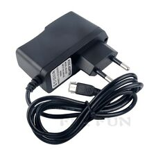 EU Plug 5V 2.5A Micro USB Charger Power Supply Adapter for Raspberry Pi 3 Tablet