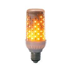 Firelamp LED Flammenlicht 4W E27 1800K 99SMDs klar Feueroptik