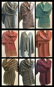 Exclusive quality Cashmere/Pashmina winter warm and soft Hand Made Shawl/wrap