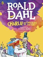 Charlie and the Chocolate Factory (Colour Edition) by Dahl, Roald, NEW Book, FRE