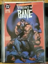 Batman Vengeance Of Bane #1 1st Bane 1993 DC (First Printing) High Grade