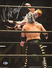 Will Ospreay Signed 11x14 Photo BAS COA New Japan Pro Wrestling NJPW Autograph 7