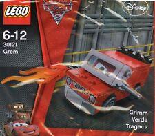 LEGO Disney Pixar Cars 30121 Grem - Brand New Unopened Kit