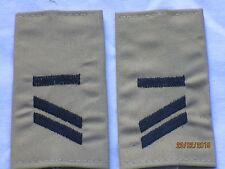Bw distintivi rango: Lancia spezzata Sottufficiale candidati (UA), nero/kaki