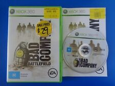 "Battlefield Bad Company - Xbox360 ""Australia"""