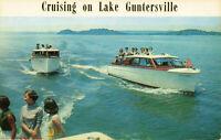 Postcard Cruising On Lake Guntersville Alabama