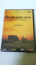 "DVD ""UNA HISTORIA VERDADERA"" DAVID LYNCH SISSY SPACEK THE STRAIGHT STORY COMO NU"