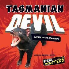Tasmanian Devil: Savage Island Scavenger (Real Monsters)