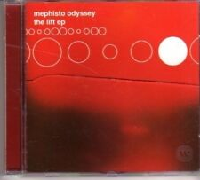 (AT332) Mephisto Odyssey, The Lift - 2000 CD