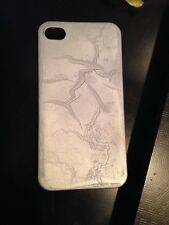 Silver iPhone 4/4s Phone Case