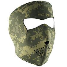 Zan Headgear Neoprene Full-Face Mask, Digital ACU Camo