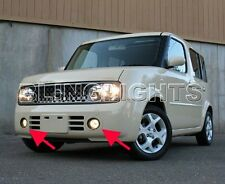 Xenon Halogen Fog Lamps Driving lights for 2003-2014 Nissan Cube 04 05 06 07 08