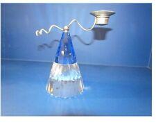 Swarovski Selection Crystal Aladdin Candle Holder 02255682, Outer box has wear