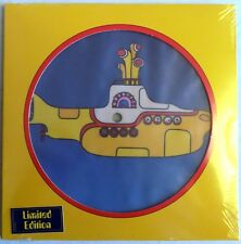 """Beatles - Yellow Submarine - 7"""" Picture Disc - 2018 - Diecut Sleeve - Sealed"""