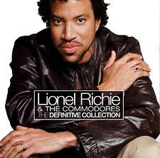 +  LIONEL RICHIE & THE COMMODORES / THE DEFINITIVE COLLECTION - 2 CD SET