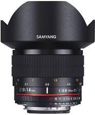 SAMYANG AE 14 mm F/2.8 ED IF UMC Objectif grand angle-Pour Nikon