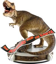 Jurassic Park T-Rex Gallery Rotunda Rex 1/9 Statue Diorama Chronicle Sideshow