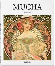 Fachbuch Alfons Mucha, Art Nouveau, Der Künstler als Visionär, GÜNSTIG, NEU