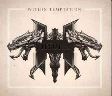 Within Temptation Hydra - Limited Deluxe Edition 2 CD Set 2014 NB Digipak