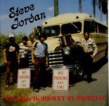 Steve Jordan El Corrido De Jhonny El Pachuco Sealed LP Arhoolie