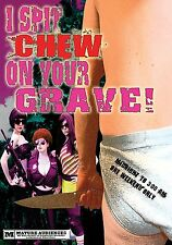 I Spit Chew on Your Grave (DVD, 2009), New