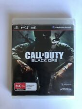Call of Duty COD Black Ops PS3 Sony Playstation 3 Game
