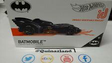 Hot Wheels ID Batmobile Batman  (NG95)