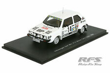 Volkswagen VW Golf I-Team bp therier Rally de Monte Carlo 1980 1:43 Spark 3210